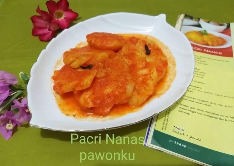 113.Pacri Nanas (Penganan ringan dari Aceh)