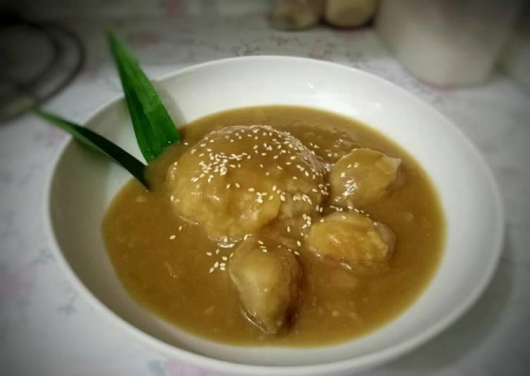 Resep: Pulut durian sedap
