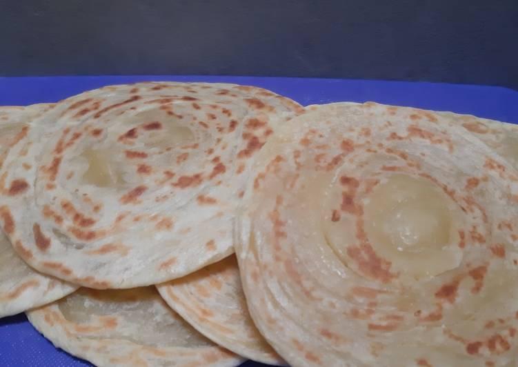 Cara memasak Roti canai by dapoernassy yang bikin ketagihan