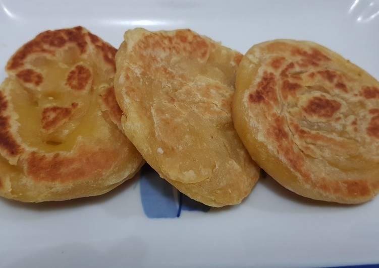 Resep: Roti Canai Mini ala resto