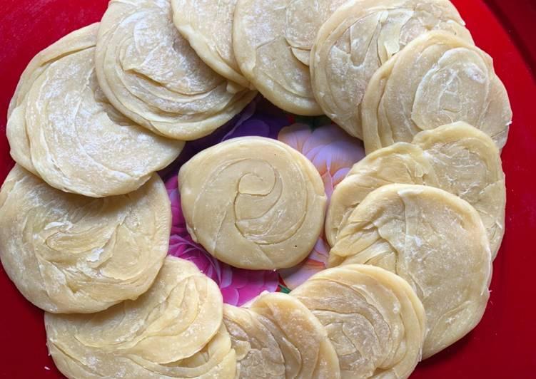 Resep: Roti canai lezat