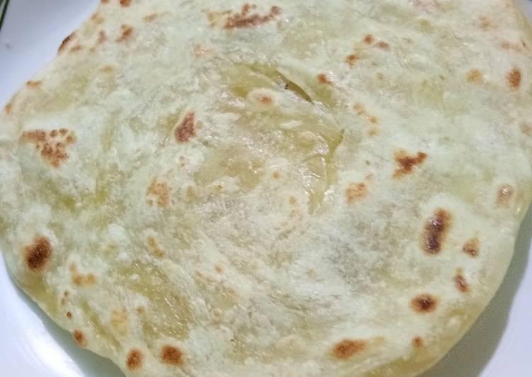 Resep: Roti canai ala india sedap