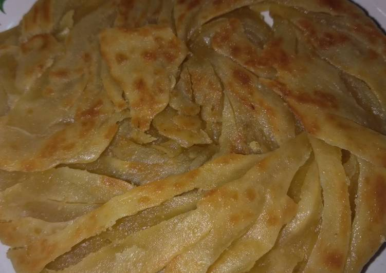 Roti Canai/ Parata/ Maryam