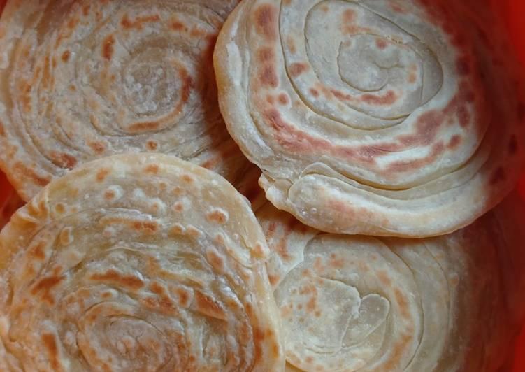Cara memasak Roti canai / maryam lezat