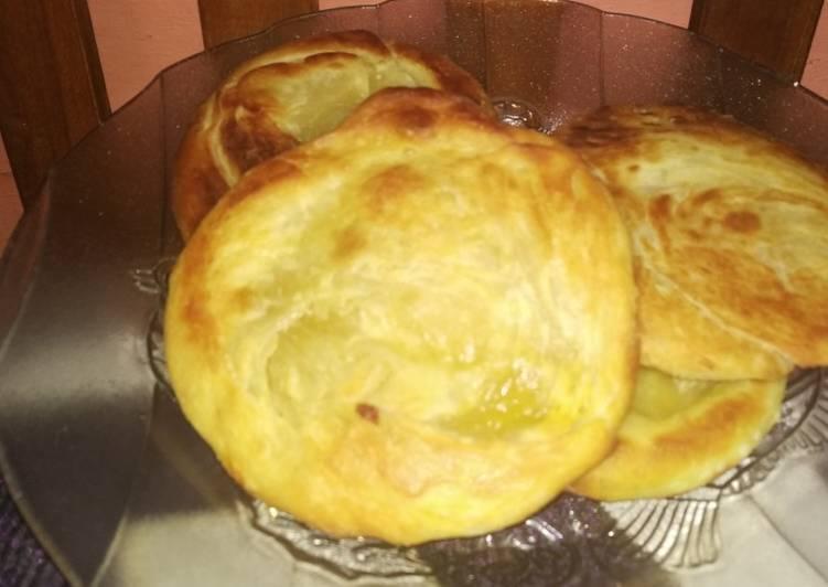 Resep: Roti Maryam/Roti Canai yang bikin ketagihan