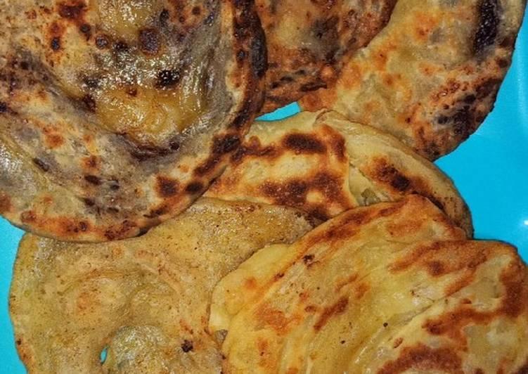 Roti Maryam / Roti Canai