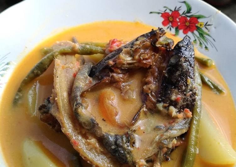 Cara Mudah memasak Gulai ikan sale sedap