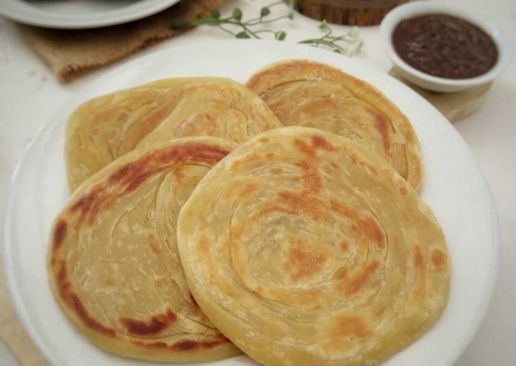 Resep: Roti Canai ala resto