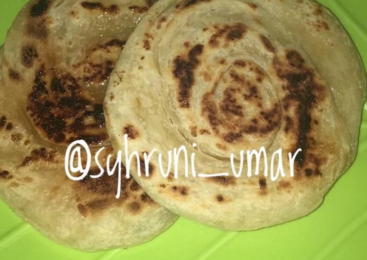 Resep: Roti Canai aka Maryam sedap