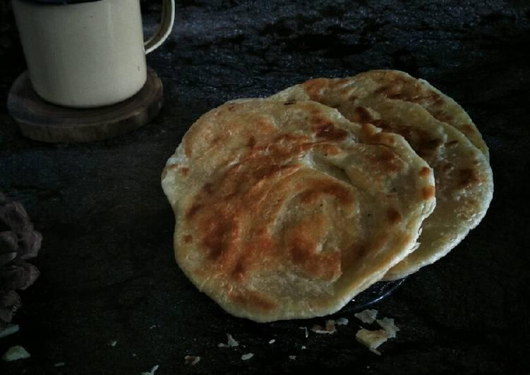 Resep: Roti Canai/ Maryam yang bikin ketagihan