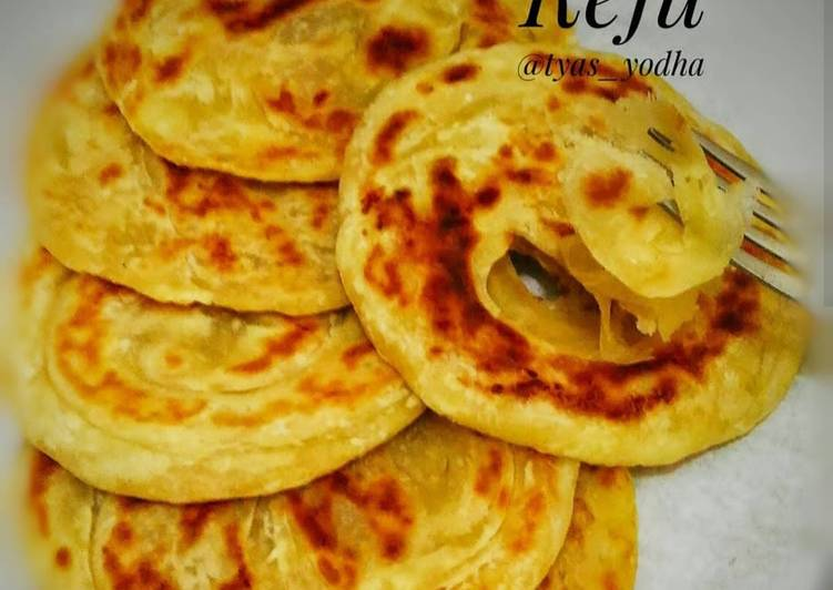 Resep: Roti canai / roti maryam istimewa