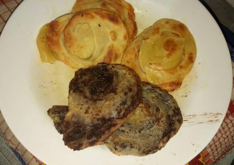 Resep: Roti Canai/ Roti Maryam yang bikin ketagihan