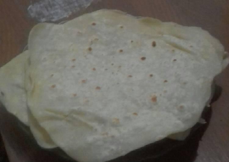 Resep: Roti canai anti gagal enak