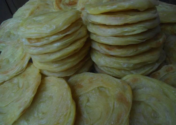 Roti Maryam/ Canai/ Martabak Surban#berburucelemekemas #resolusi2019
