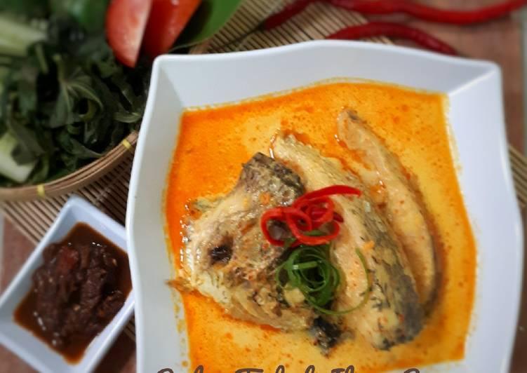 Resep: Gulai Taboh Ikan Gurame yang bikin ketagihan