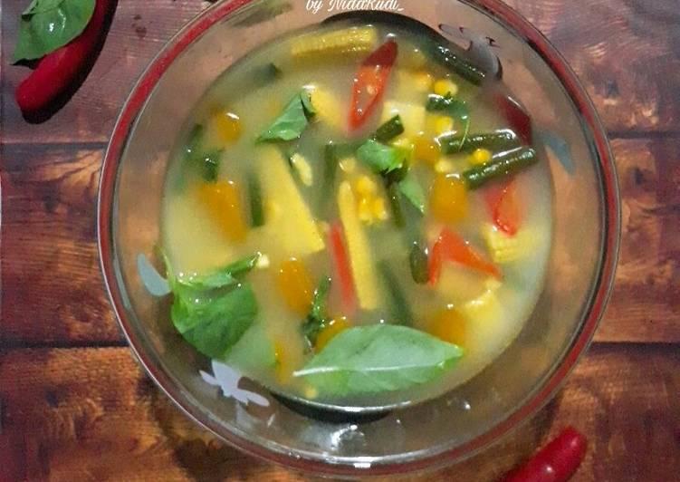 Gulai Taboh Dalom khas Liwa Lampung Barat