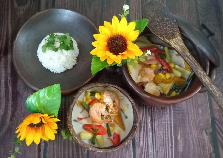 Resep: Gulai Taboh khas Lampung enak