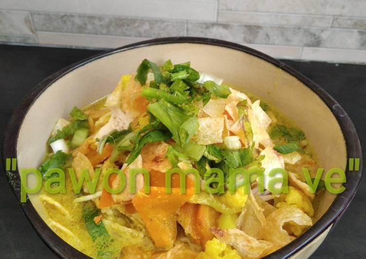 Resep mengolah Sayur kare solo enak