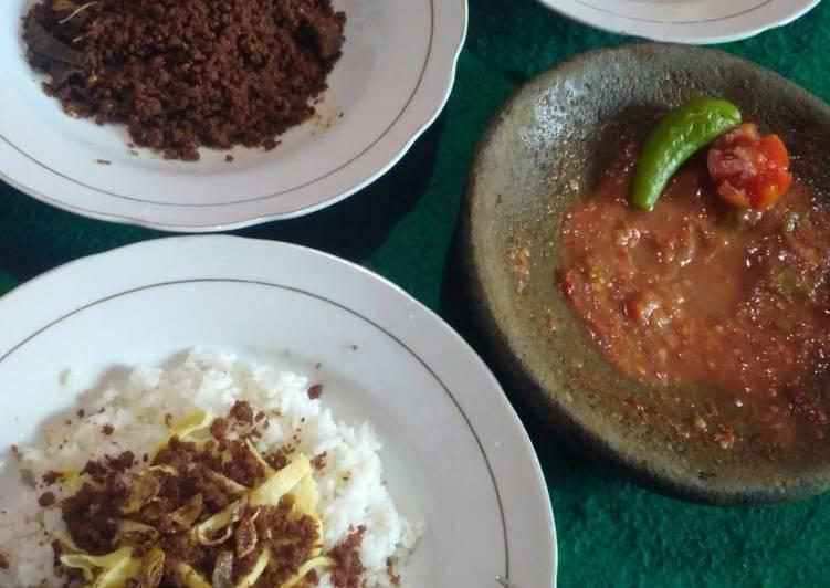 Nasi kabuli <Banjar>