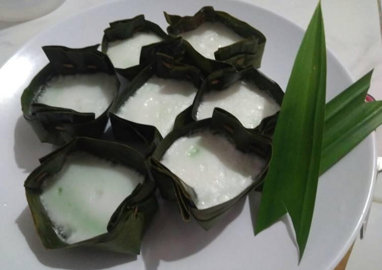Resep mengolah Kue jojorong khas sunda bahan simpel ala anak kos enak