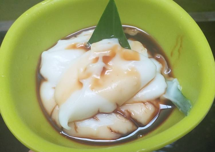 Resep: Bubur sumsum lezat