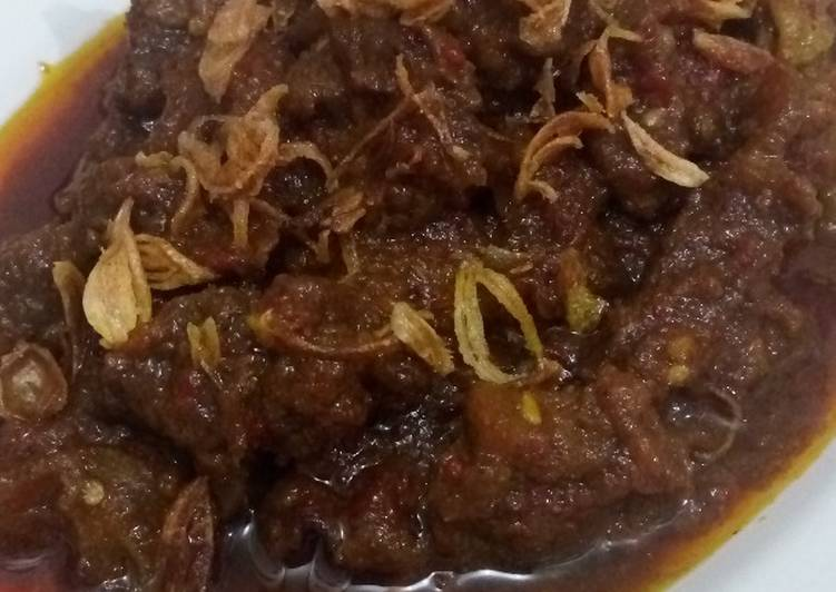 Rabeg Daging Sapi