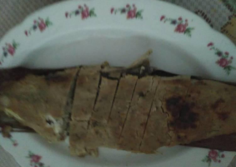 Resep membuat Sate bandeng khas Banten ala resto