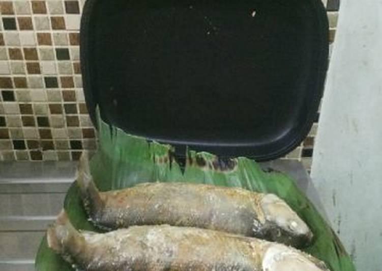 Cara Mudah memasak Bandeng isi ala ala sate bandeng khas Banten ala resto