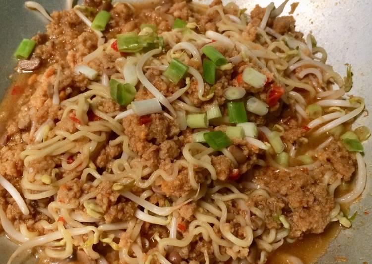 Resep: Tauge goreng tauco