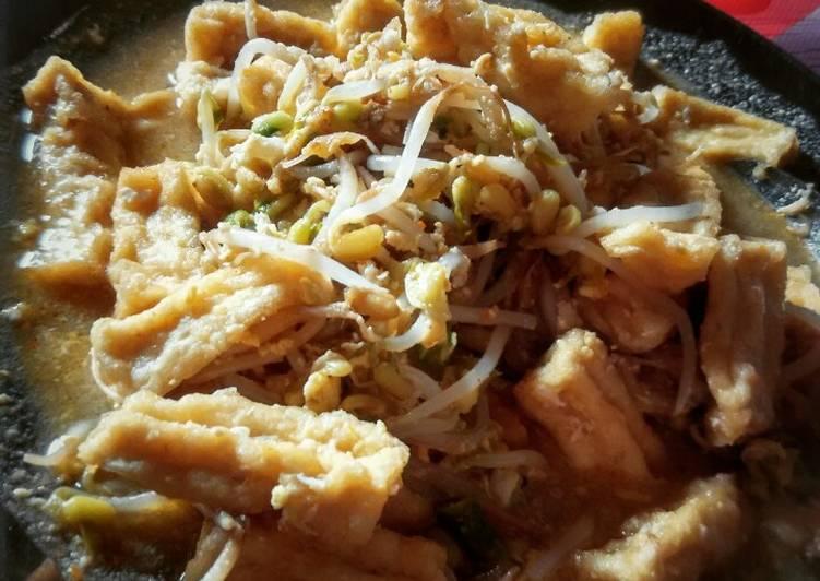 Resep: Tauge goreng ala mom jun yang bikin ketagihan