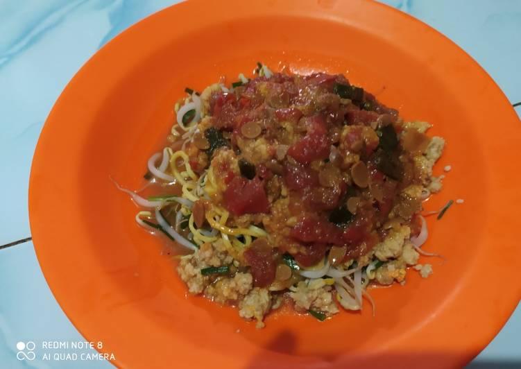 Resep: Toge Goreng saus tauco ala resto