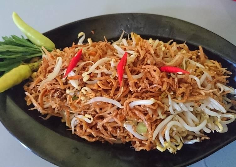 Resep: Toge goreng trinas(teri nasi) yang menggugah selera