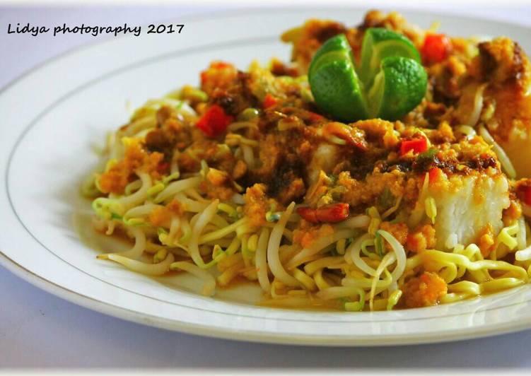 Resep: Toge Goreng Khas Bogor ala chef Lidya enak
