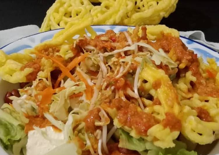 Cara Mudah memasak Asinan betawi/Asinan sby Entahlaah ?? lezat