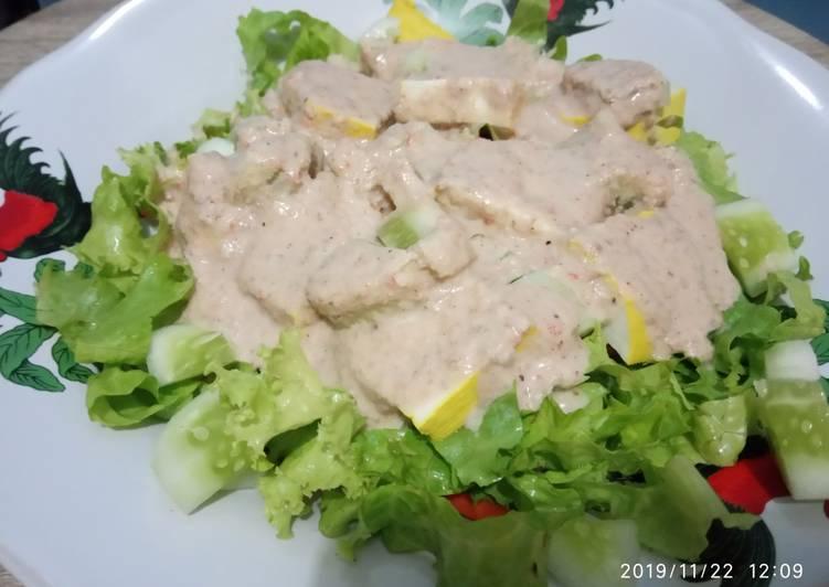 Resep: Asinan Betawi (No minyak, no gula, no kerupuk) enak