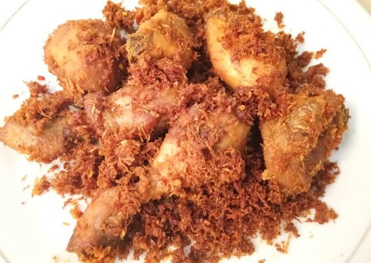 Resep: Ayam goreng Begana khas Betawi lezat