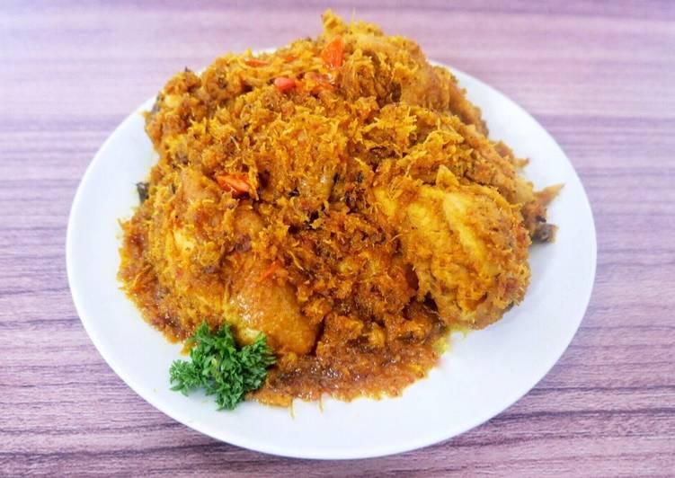 Resep mengolah Ayam begana khas betawi sedap