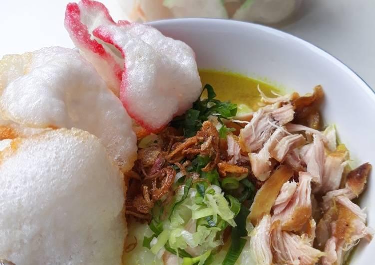 Bubur Ayam Betawi
