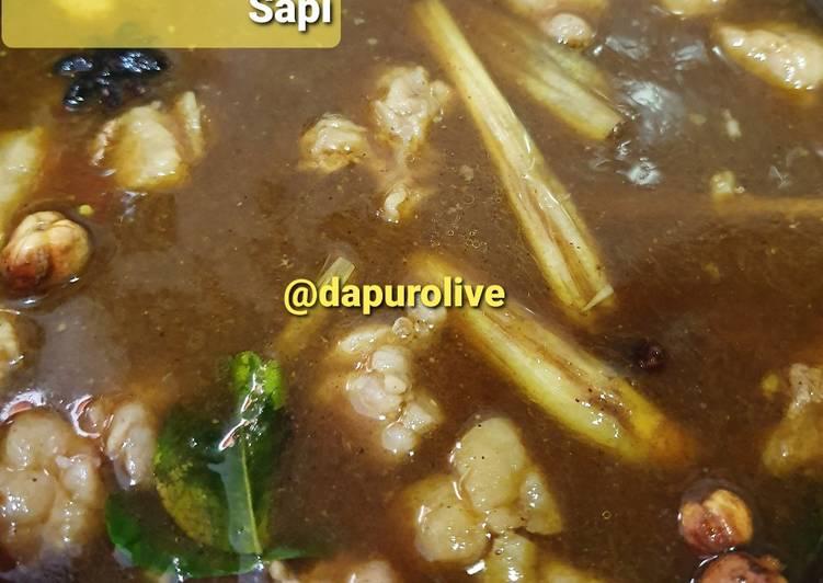 Rawon Daging Sapi