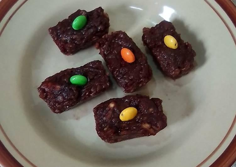 Dodol Remah Biskuit