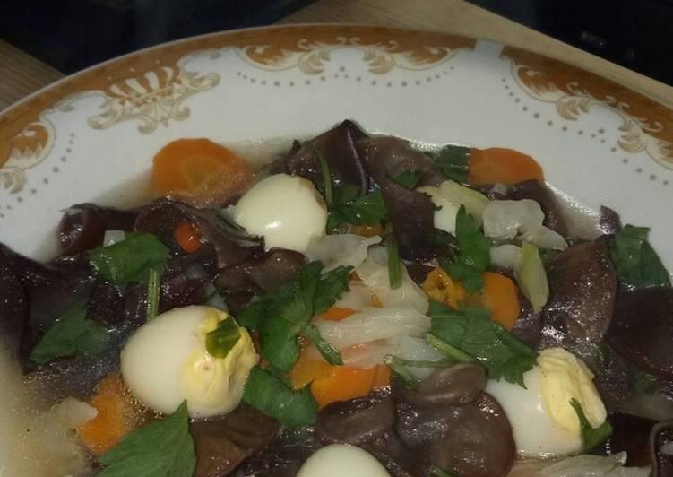 Resep: Sup mirip kimlo lezat