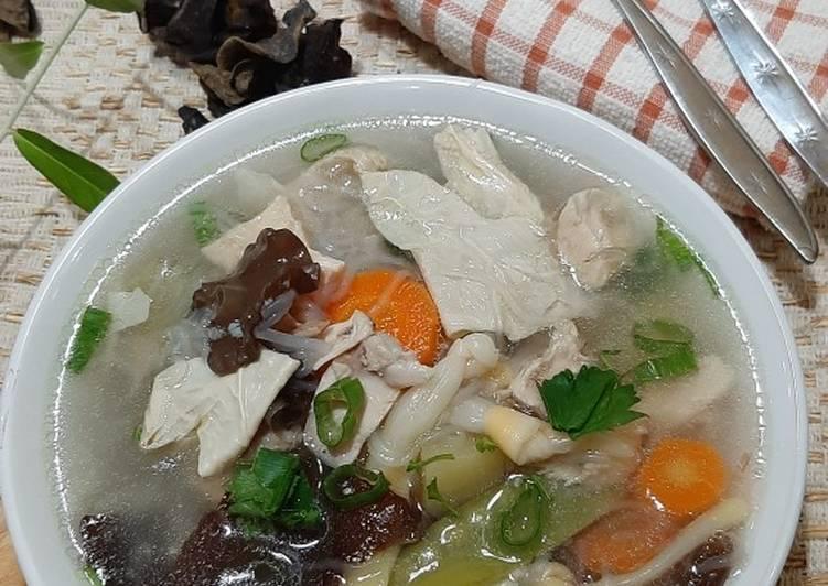 Resep: Sup kimlo istimewa