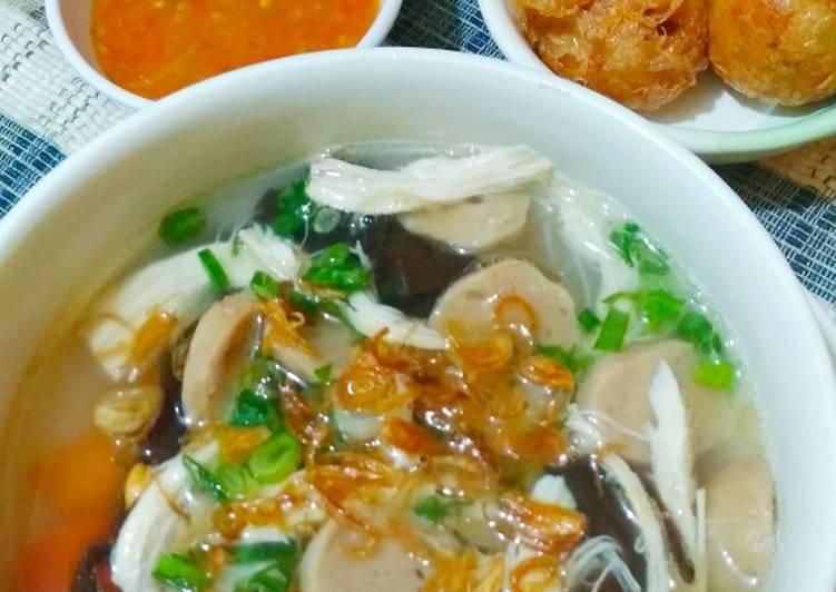 Resep: Soup kimlo enak