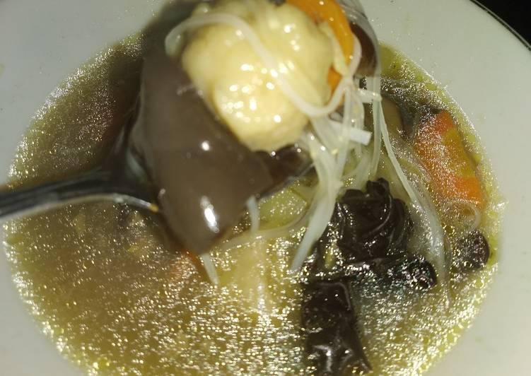 Resep: Sop kimlo lezat