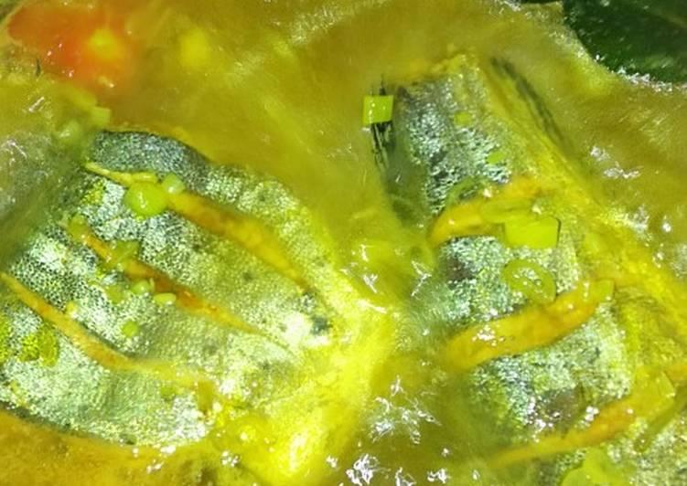 Resep: Asem asem pindang serani ikan lemadang enak