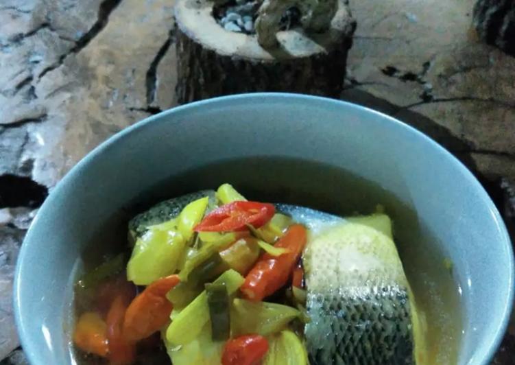 Resep memasak Pindang Serani Bandeng khas Bangil #Siap Ramadan yang bikin ketagihan