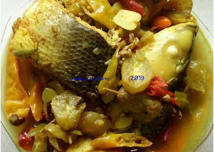 Resep membuat Pindang serani ikan bandeng tanpa tumis yang menggugah selera