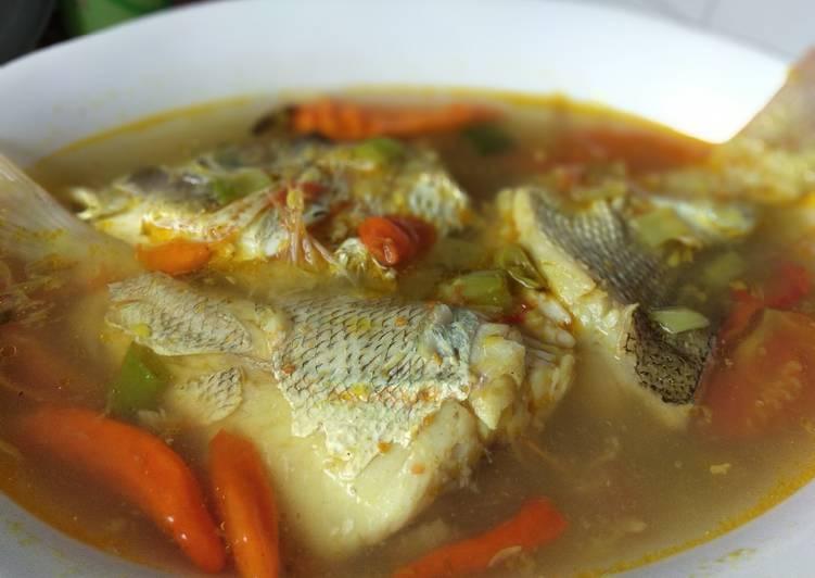 Resep: Ikan Pindang Serani (masakan khas Jepara) yang menggugah selera