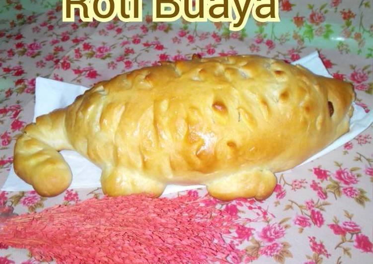Roti Buaya