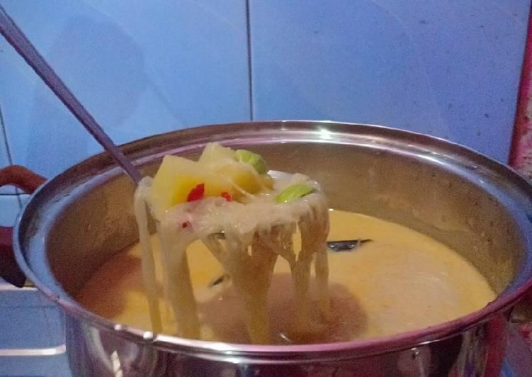 Cara Mudah mengolah Sayur besan pete Ciseeng lezat